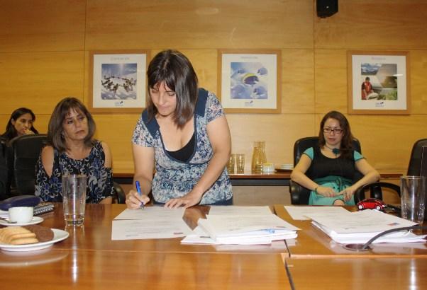 Fiema Johanna Guzman representante CPL