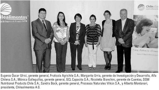 Chilealimentos integra a nuevos socios