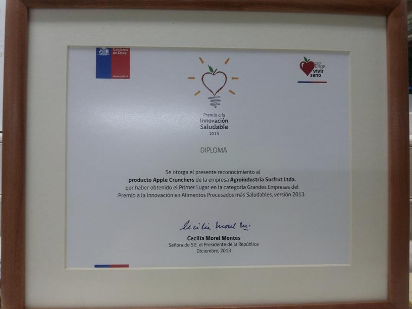 Diploma surfrut ch