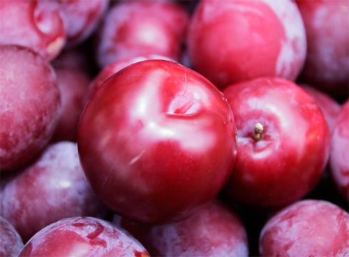 ciruelas antioxidantes