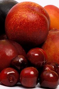 frutas carozos