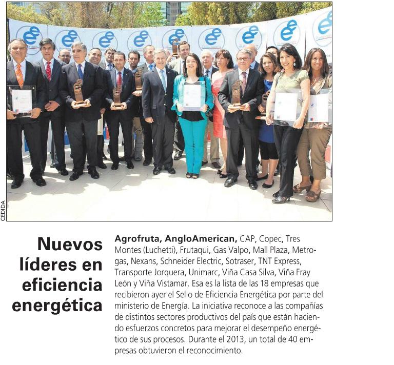 lideres en eficicncia energetica