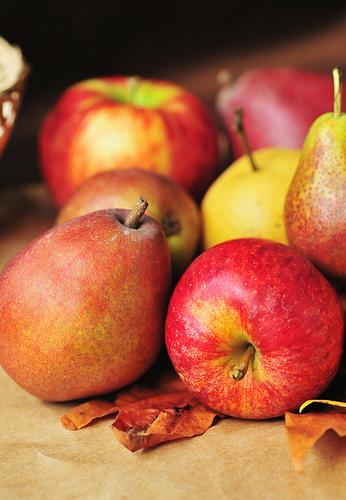 peras manzanas