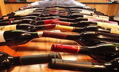 vino embotellado