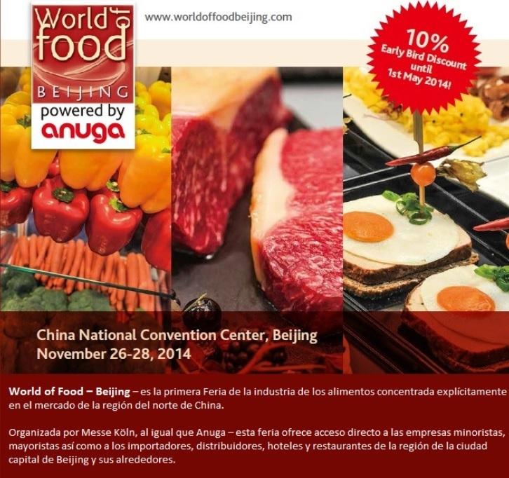 world food beijing