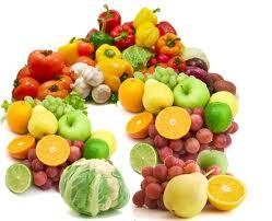 Frutas hortalizas procesadas