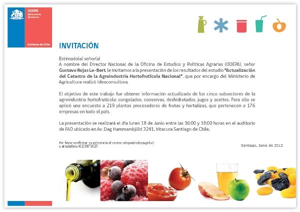 invitacion presentacion catastro agroindustrial