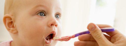Recomendaciones para la alimentación de lactantes y niños pequeños