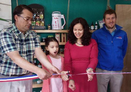 Nacional: Abren novedosa tienda de alimentación saludable en Coyhaique
