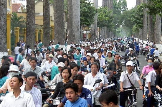 Vietnam: Señalan a la mala alimentación como causa de falta de altura en la población
