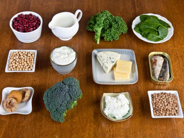 ¿Qué alimentos nos proporcionan la mayor cantidad de minerales?