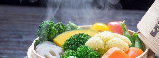 ¿porqué la cocción al vapor de los alimentos se esta transformando en tendencia mundial?