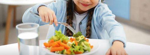 Los niños pueden aprender hábitos de vida saludables desde muy temprana edad