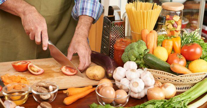 Pandemia: consejos para cocinar más saludable en casa