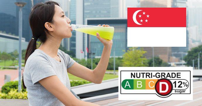 Nutrigrade: Anuncian nuevo reglamento de publicidad y etiquetado para bebidas en Singapur